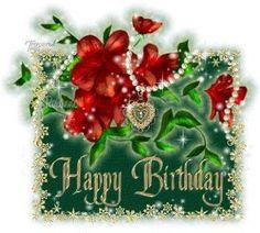 Happy Birthday flowers | Happy Birthday-Flowers
