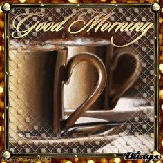Gold Good Morning Coffee