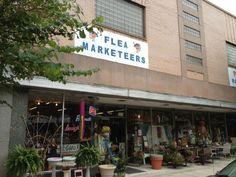 Flea Marketeers Asheboro, NC