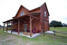 Combination Barn Home Gallery MPE306 | Sand Creek Post & Beam
