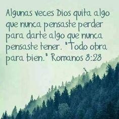 Todo en esta vida tiene un valor dios nunca quita solo te da lo que te mereses