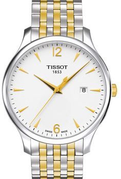 T063.610.22.037.00, T0636102203700, Tissot tradition watch, mens