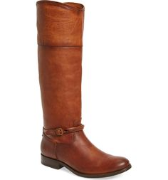 New FRYE Melissa Seam Boot online. New offer for FRYE Melissa Seam Boot from best store online Cognac Boots, Brown Boots, Leather Boots, Real Leather, Brown Leather, Wide Calf Boots, Knee High Boots, High Heels, Sam Edelman Penny Boots