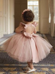Dusty Rose Kids Tutu Blush Flower Girl Dresses - Dusty Rose Kids Tutu Blush Flower Girl Dresses – Viniodress Source by viniodress - Blush Flower Girl Dresses, Toddler Flower Girl Dresses, Girls Party Dress, Little Girl Dresses, Girls Dresses, Baby Dress Design, Baby Girl Dress Patterns, 1st Birthday Girl Dress, Kids Tutu