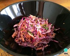 Receita de Salada de repolho americana - TudoReceitas.com