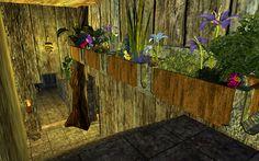 more flower box ideas