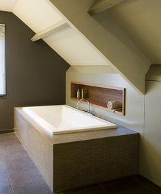 Inspireren, Corner Bathtub, Bathroom, Tips, Washroom, Full Bath, Bath, Bathrooms, Corner Tub
