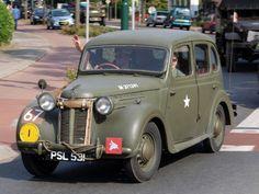 1946 Austin Ten Saloon