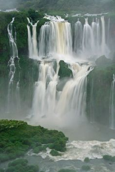 Iguassu Falls  Brasil stunning view!! Worldventures can take you there!!!