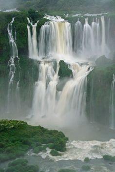 Iguassu Falls  Brasil