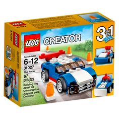 LEGO� Creator Blue Racer 31027