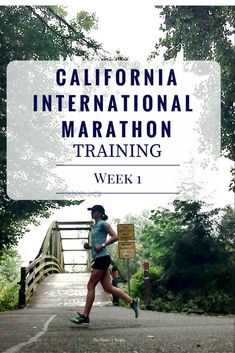 Week 1 of 18 of marathon training for the California International Marathon is done! I increased my mileage up to the highest it has reached since April, with 38 miles for the week. I prefer the equilibrium method for increasing running mileage, which is where you increase your mileage by about 20-30% and then hold …