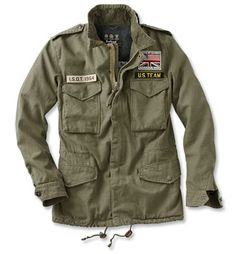 Barbour® Steve McQueen Casual Thunder Jacket
