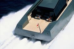 Wally 118 power yacht, one day...