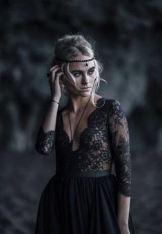 Image 12 - Dark + Stormy in Styled Shoots.
