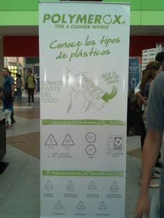 Información para reciclar.