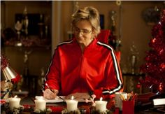 """Take a first look at these photos from the #Glee Christmas episode, """"Glee, Actually,"""" airing on Dec. 13."""