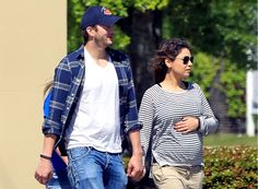 Congrats! Mila Kunis and Ashton Kutcher Welcome a Baby Girl | B. Scott | Celebrity Entertainment News, Fashion, Music and Advice
