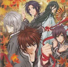 Trying out this story next. If you liked Akatsuki no Yona, then I recommend this one. #hiironokakera