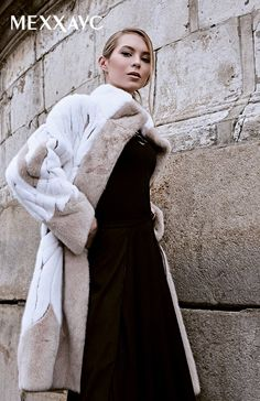 Fur coat from a Scandinavian mink M027 in cappuccino color with white mink inlay web-site https://xn--80ajuwjka.xn--p1ai/women/shuby/shuby-iz-norki/shuba-iz-mexa-norki-m027 #Меххаус норковая шуба, норковые шубы, шубы из норки, норковые шубы киров, купить норковую шубу, шуба норка, шуба купить, шуба цена, магазин шуба, шуба каталог, меховой фабрика, норковые шубы фото, шуба норка купить, мех шуба, шуба цена фото.