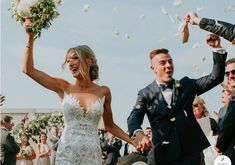 WedLuxe Feature: Jean-Gabriel Pageau & Camille Beeby – Tami Varma Events Outdoor Ceremony, Vanity Fair, Open House, Event Design, Gabriel, Events, Bride, Luxury, Wedding Dresses