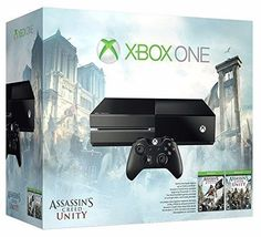 $299 Xbox One Assassin's Creed Unity Bundle #Microsoft