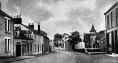 Tour Scotland Photographs: Old Photograph Dunlop Scotland
