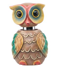 Loving this Owl Soap & Lotion Dispenser on #zulily! #zulilyfinds
