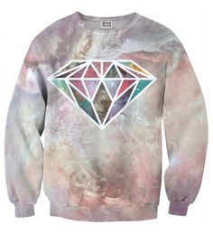 Colorful Diamond sweater, Mr. GUGU & Miss GO