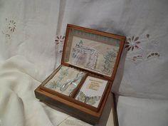 Art Assemblage musical story box Midsummer Night's Dream