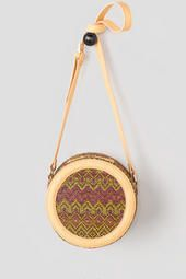 The Anisa Crossbody Bag is perfect for all your little things this spring! Thanks Francesca's!