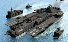 minecraft-vessel-fleet-render-sea-boat-creations