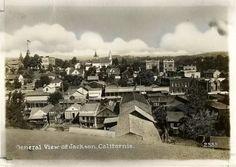 Jackson Ca c.1914