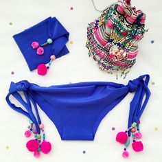 I'm ready for #summer, super ready for the #beach!!  My new collection of #bikini #handmadewithlove for #kids You can find them at @minimeshoproma  #love #craftsarefun