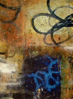 Bill Gingles: Talisman 2008 Acrylic on canvas 24 x 20 Simple Acrylic Paintings, Small Paintings, Abstract Paintings, Abstract Art, Painting Collage, Texture Painting, Painting & Drawing, Abstract Images, Art Images