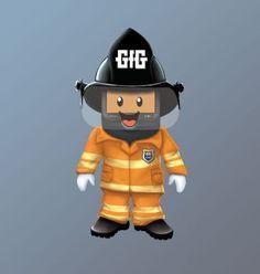 #bombeiro - DeviantArt