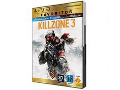 Killzone 3 para PS3 - Sony