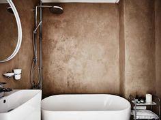 Bathroom design guide - A great tip for design is usually to comprehend the room. Diy Bathroom Decor, Bathroom Layout, Small Bathroom, Bathroom Ideas, Style Ethnique, Tadelakt, Loft, Dream Bathrooms, Bathroom Renovations