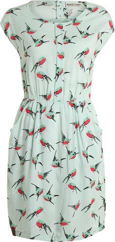 Kleid 'Schätzeken IV' von Naketano. Schnelle und kostenlose Lieferung. 100 Tage Rückgaberecht. Im Angebot!