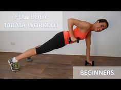 12 Minute Full Body Tabata Workout For Beginners – Easy Low Impact Workout Routine - YouTube