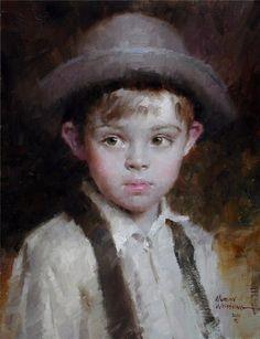 Morgan Weistling - Portrait of a boy Morgan Weistling, L'art Du Portrait, Portrait Paintings, Pastel Portraits, Painting Inspiration, Art History, Book Art, Art Photography, Illustration Art