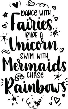 Fairytale Quotes, Fairy Quotes, Magic Quotes, Nursery Quotes, Wall Quotes, Me Quotes, Wall Stickers Unicorn, Wizard Of Oz Quotes, Little Boy Quotes