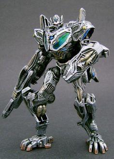 Protoform Prime Comic colors 3 by Jin-Saotome