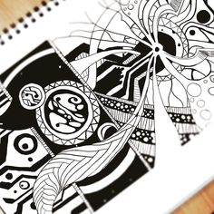 Todays #vector #art from #doodles and #sketches