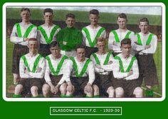 Glasgow Celtic - 1929-30