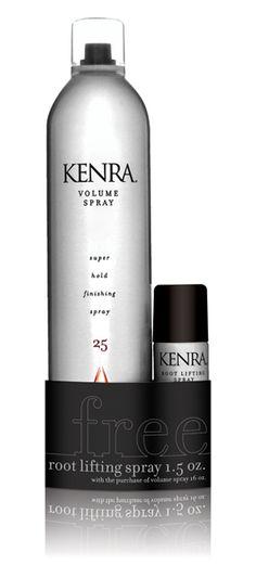 Kenra Hairspray