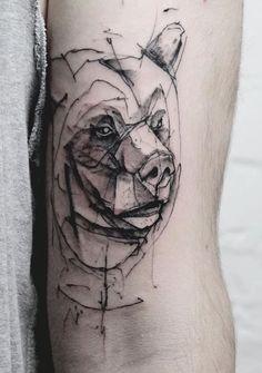 102 Mejores Imágenes De Opciones De Osos Drawings Draw Y Bear Tattoos