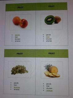 Kwartet over gezonde voeding.  Te downloaden van digischool.