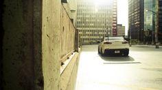 Urban Sunrise HD desktop wallpaper Widescreen High Definition