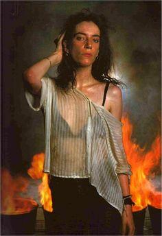 Patti Smith, Annie Leibovitz